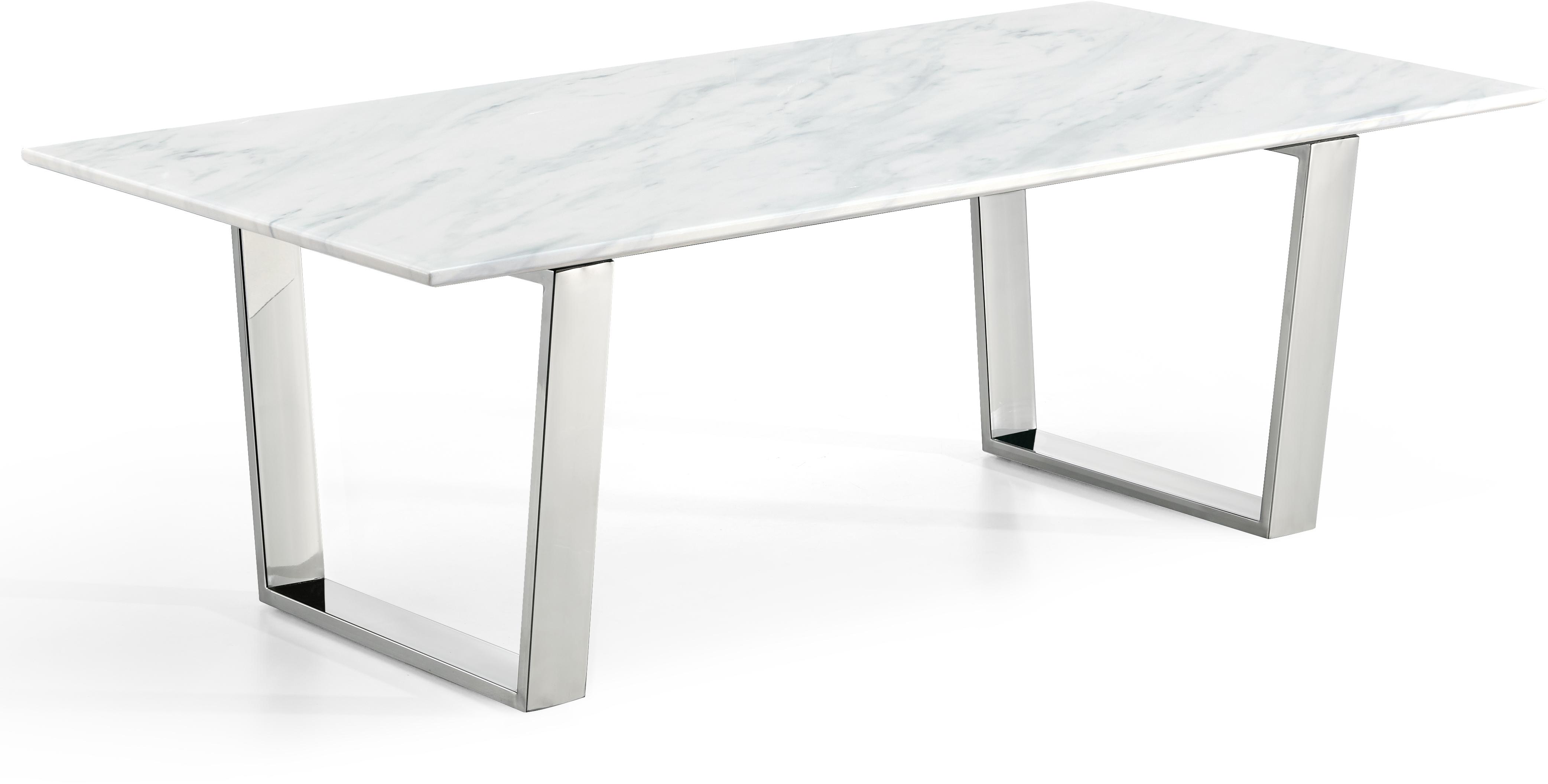 Carlton Chrome Coffee table