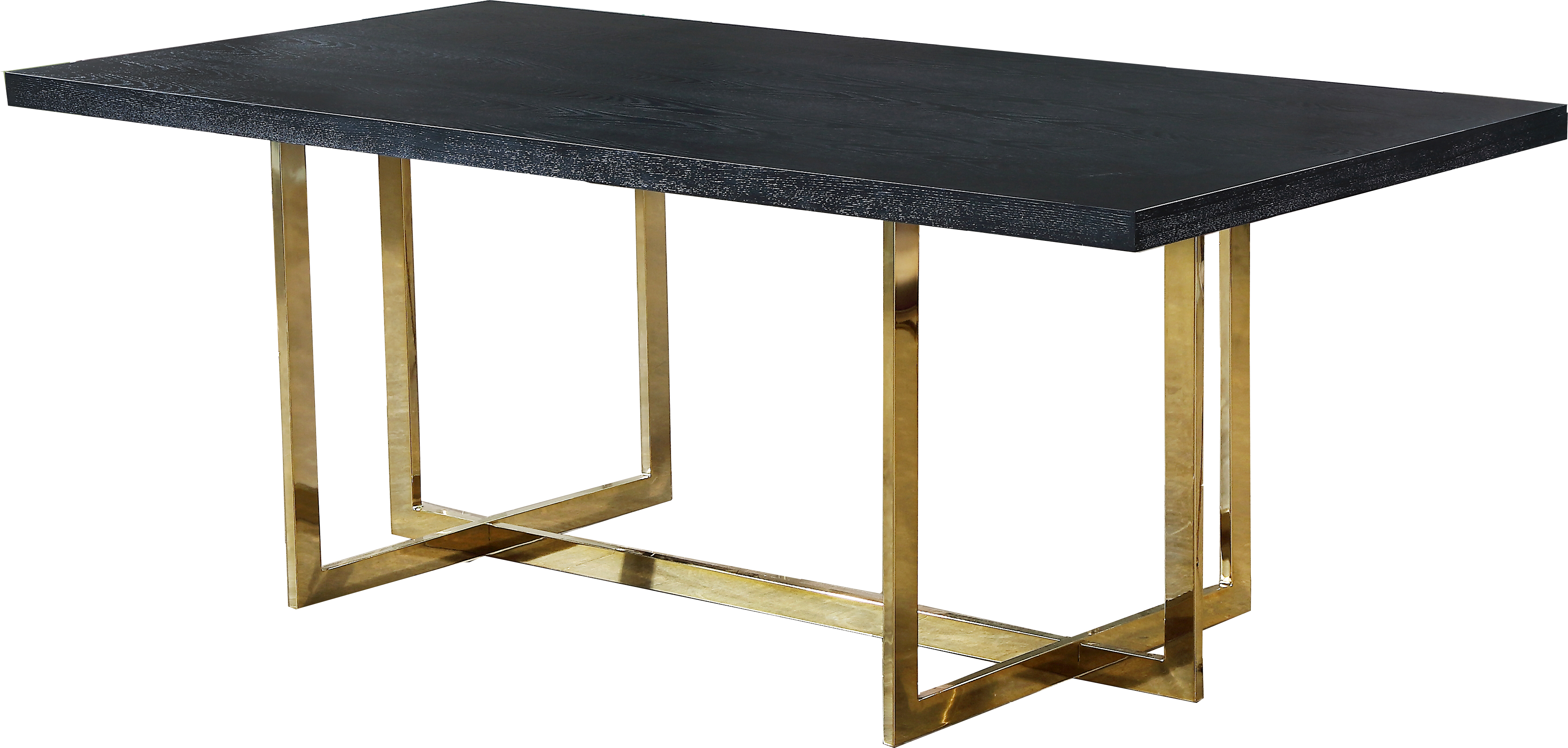 Elle Gold Dining Table