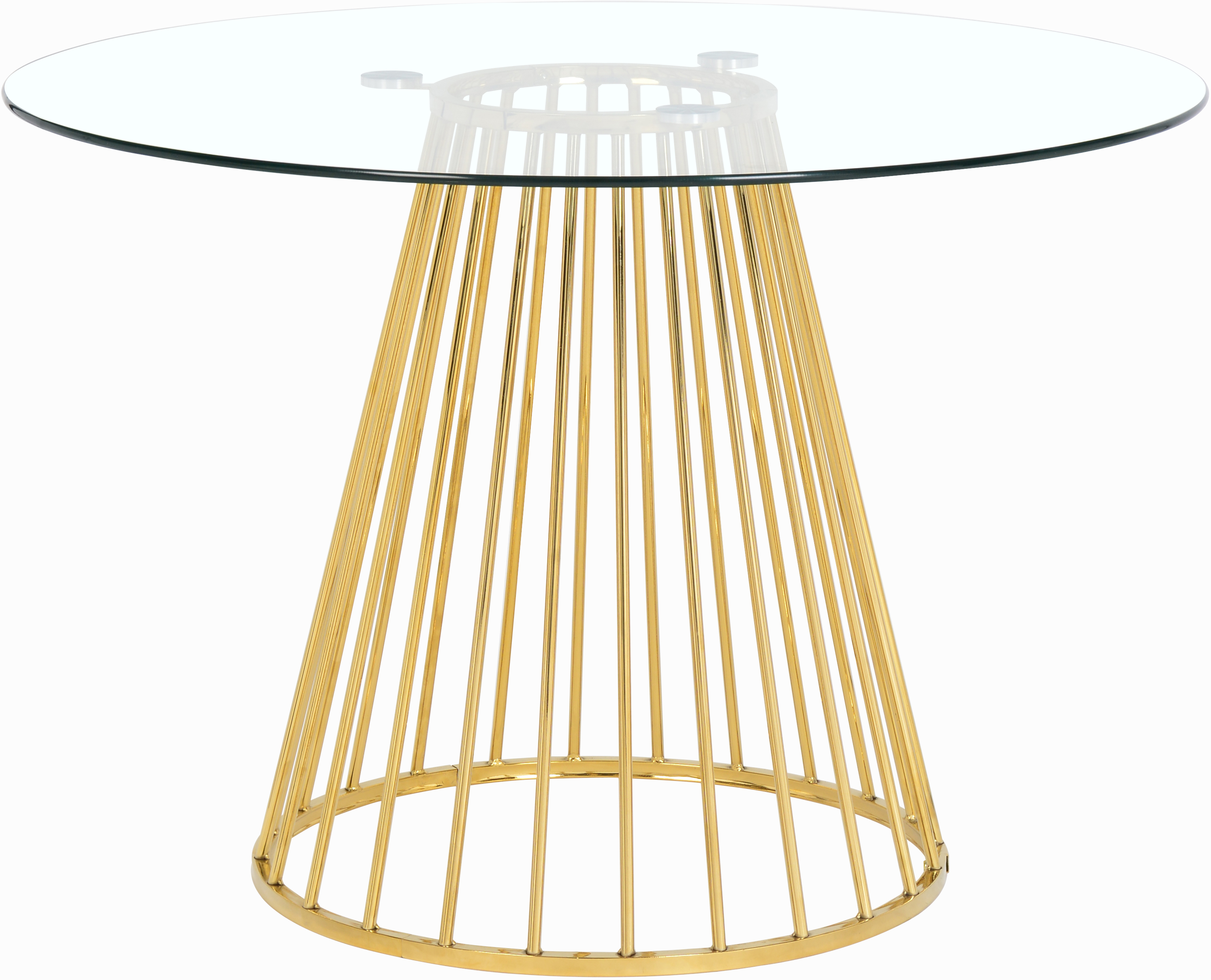 Gio Gold Dining Table